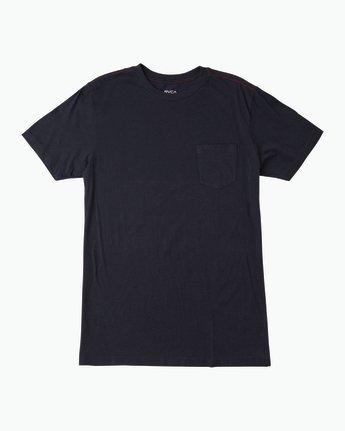 0 PTC 2 T-Shirt Blue M5912PTC RVCA