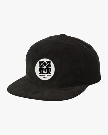 CAMPBELL SNAPBACK  M5CPRBRVW8