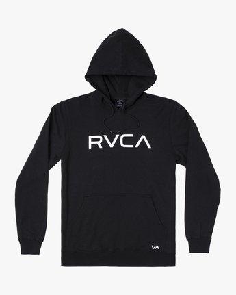 BIG RVCA HOODIE  M6021RBR