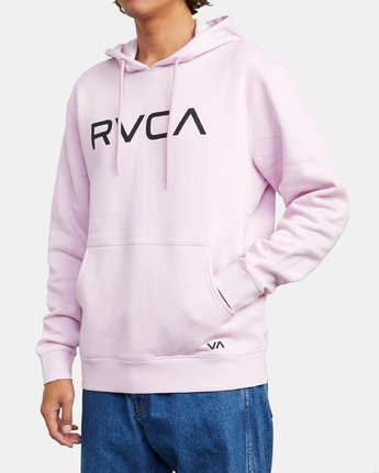 3 BIG RVCA HOODIE Multicolor M6023RBR RVCA
