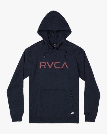 BIG RVCA HOOD  M602VRBI