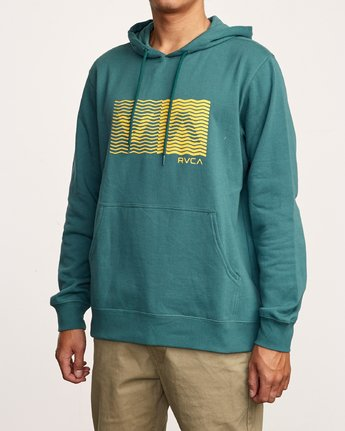 4 Logo Pack Hoodie  M602VRLP RVCA