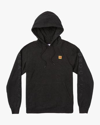 0 Smith Street Hoodie Black M602VRSS RVCA