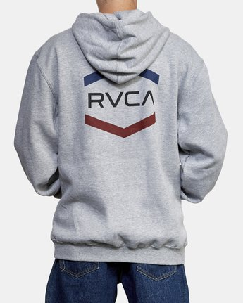 3 AIRBORN PACK Grey M602WRAP RVCA