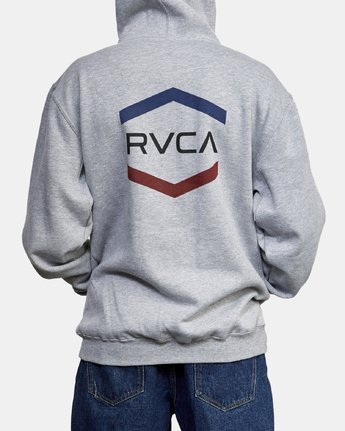 4 AIRBORN PACK Grey M602WRAP RVCA