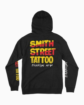 1 Smith Street Nurse Sign 1 Hoodie Black M622QRST RVCA