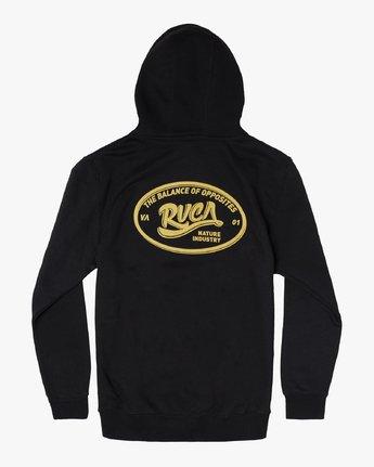 1 RVCA LEAGUE Black M622WRRT RVCA