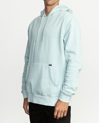 2 Little RVCA Tonally Hoodie Blue M628TRLI RVCA