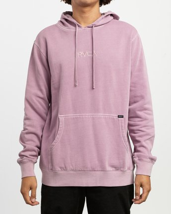 1 Little RVCA Tonally Hoodie Purple M628TRLI RVCA