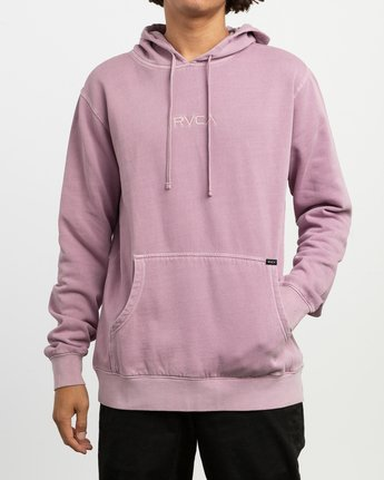 2 Little RVCA Tonally Hoodie Purple M628TRLI RVCA