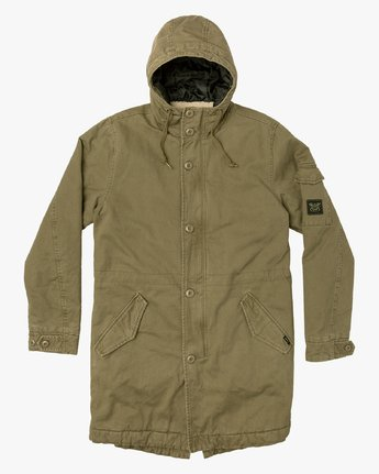 STANDARD ISSUE PARKA  M702VRSI