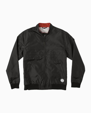 0 Campbell Brothers Windbreaker Jacket  M703QRCA RVCA