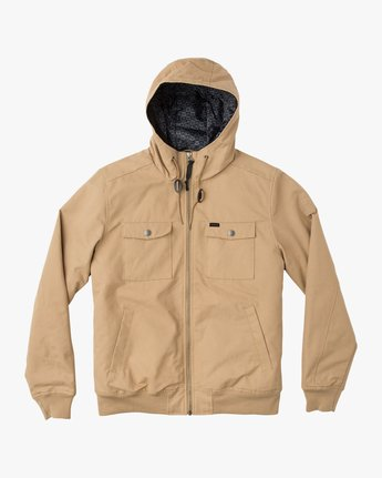 HOODED BOMBER II M703QRHB