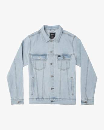 DAGGERS DENIM JACKET  M704TRDO