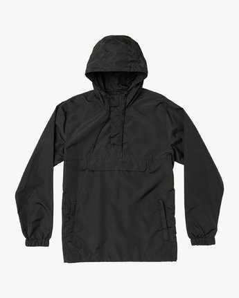 0 Killer Anorak Jacket Orange M722VRKI RVCA