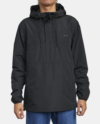 1 KRAIL ANORAK JACKET Orange M7263RKR RVCA