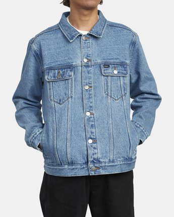 AMERICANA DENIM JACKET  M7303RDJ