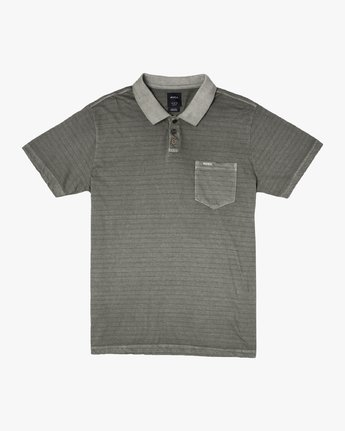 PTC STRIPE POLO  M9092RPS