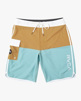 "0 EASTERN BOARDSHORT 20"" Orange MA117EAS RVCA"