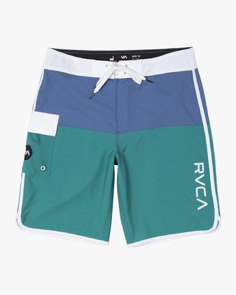 "12 EASTERN 20"" TRUNK Green MA117EAS RVCA"