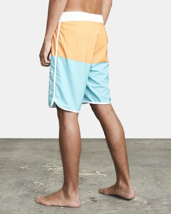 "5 EASTERN BOARDSHORT 20"" Orange MA117EAS RVCA"