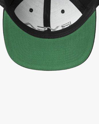 2 RVCA Twill Snapback III Hat Black MAAHWRSB RVCA