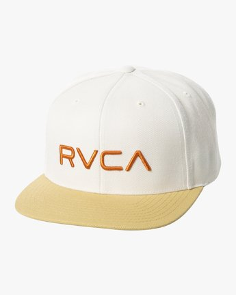 RVCA TWILL SNAPBACK II  MAAHWRSB