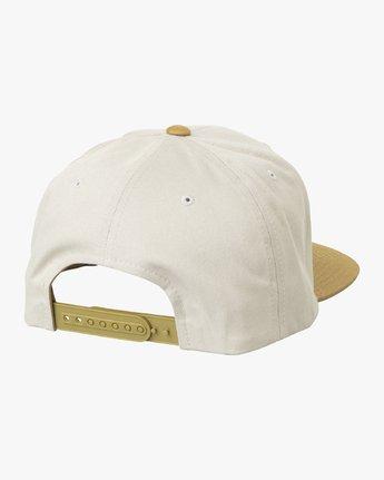 2 VA Snapback II Hat Black MAAHWVAS RVCA