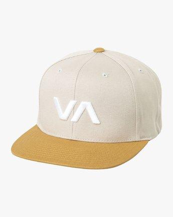 1 VA Snapback II Hat Black MAAHWVAS RVCA