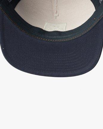 2 VA All The Way Trucker Hat III Yellow MAAHWVWY RVCA