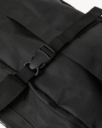 2 RVCA SKATE III DUFFEL BAG Black MABG2RSD RVCA