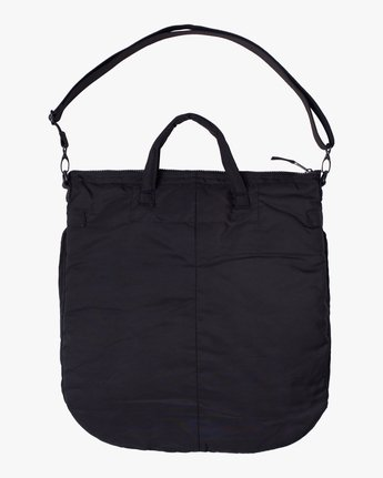1 RVCA STANDARD TOTE BAG Black MABG2RST RVCA