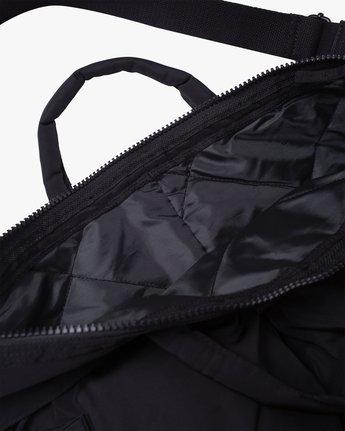 6 RVCA STANDARD TOTE BAG Black MABG2RST RVCA