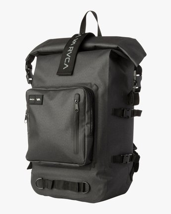 0 WELD SURF CAMERA BACKPACK Black MABK1RSP RVCA