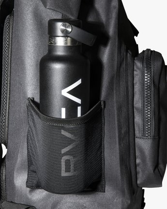 1 WELD SURF CAMERA BACKPACK Black MABK1RSP RVCA