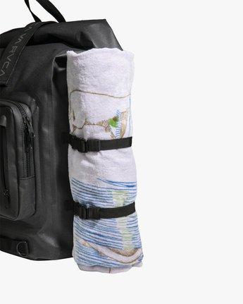 5 WELD water repellent SURF BACKPACK Black MABK1RSP RVCA