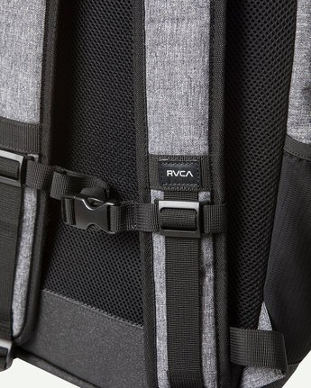 3 CURB BACKPACK III Grey MABK2RCB RVCA