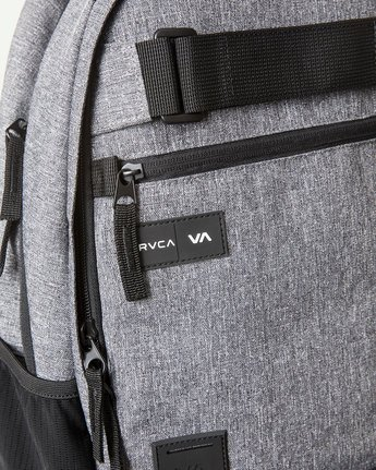 4 CURB BACKPACK III Grey MABK2RCB RVCA