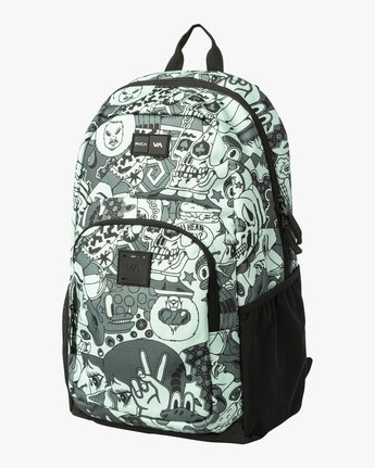 0 ESTATE III BACKPACK Green MABK2REB RVCA