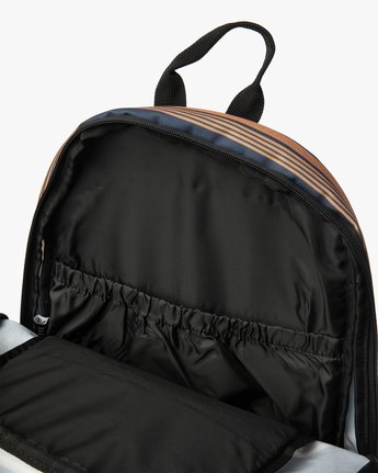 2 ESTATE III BACKPACK Blue MABK2REB RVCA