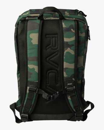1 VOYAGE III BACKPACK Brown MABK2RVB RVCA