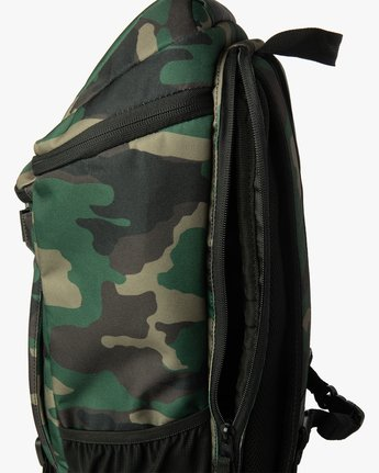 2 VOYAGE III BACKPACK Brown MABK2RVB RVCA