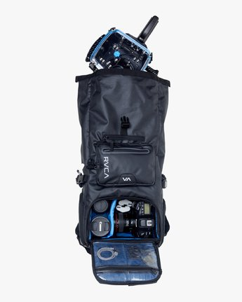 5 Zak Noyle Camera Bag II Black MABKVRZN RVCA