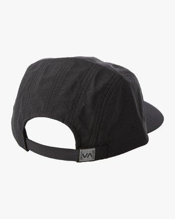 1 STREAMLINE CAP Black MAHW1RSC RVCA