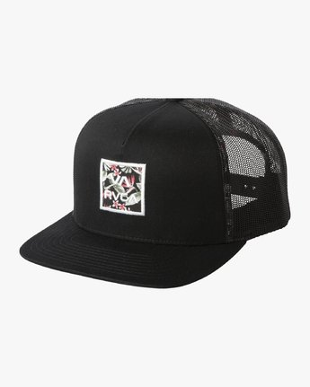 VA ALL THE WAY TRUCKER FLORAL  MAHW1RVT