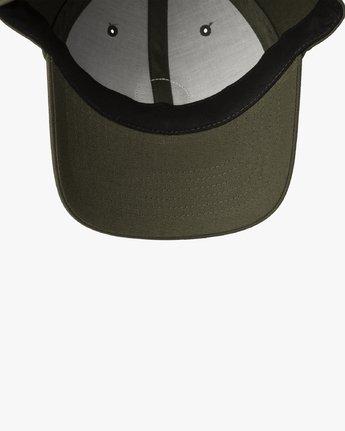 2 COMPOUND CAP Green MAHW2RCC RVCA