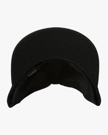 2 COMPOUND CAP Black MAHW2RCC RVCA