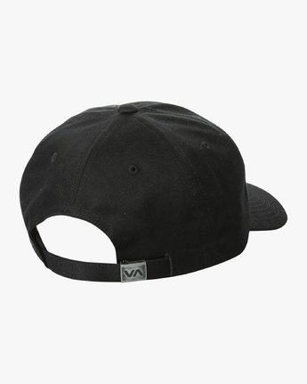 1 HOT FUDGE CAP Black MAHW2RHF RVCA