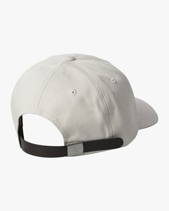 1 ANP CLASPBACK HAT Green MAHW3RAC RVCA