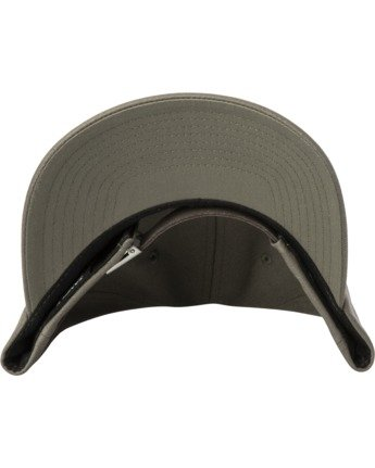 3 ANP CLASPBACK HAT Green MAHW3RAC RVCA